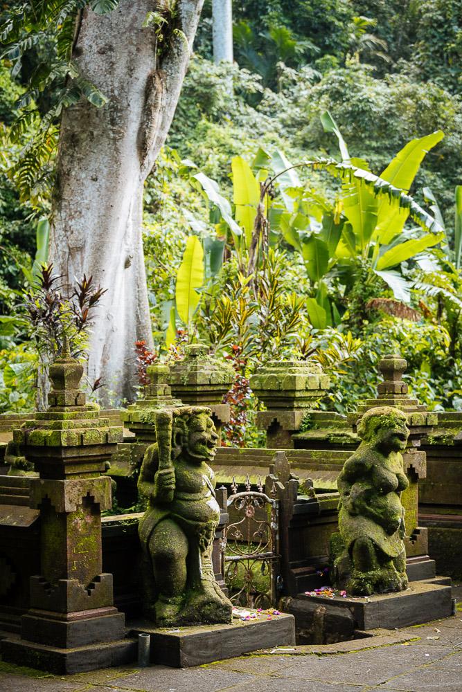 Pura Luhur Batukaru Temple, Tabanan, Bali, Indonesia