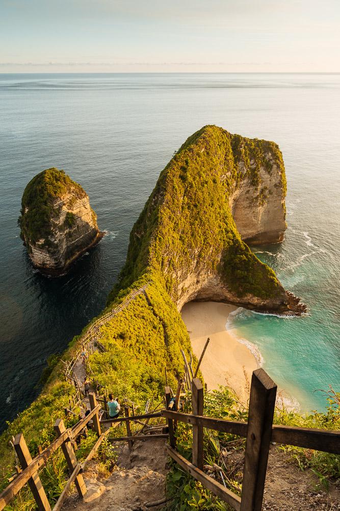 Kelingking Beach, Klungkung, Nusa Penida, Bali, Indonesia