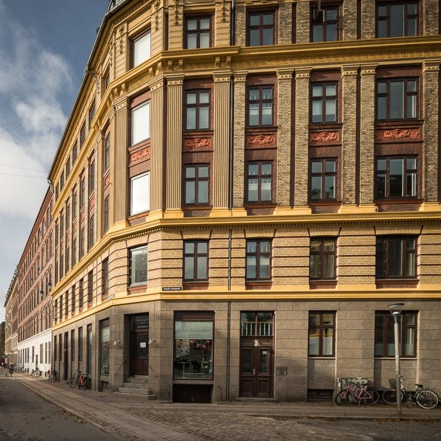 Skydebanegade, Vesterbro, Copenhagen, Denmark