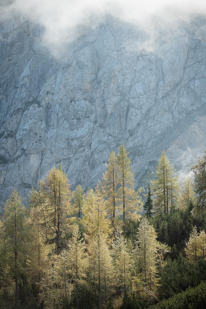 Vrsic Pass, Julian Alps, Triglav National Park, Upper Carniola, Slovenia
