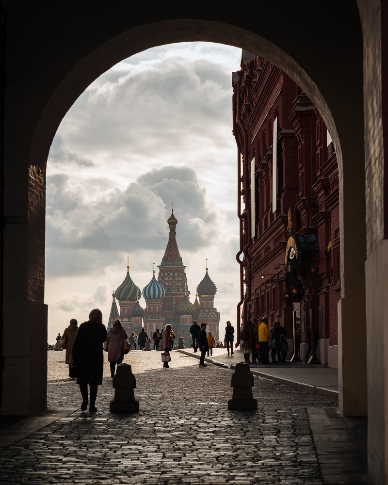 Red Square, Moscow, Moscow Oblast, Russia