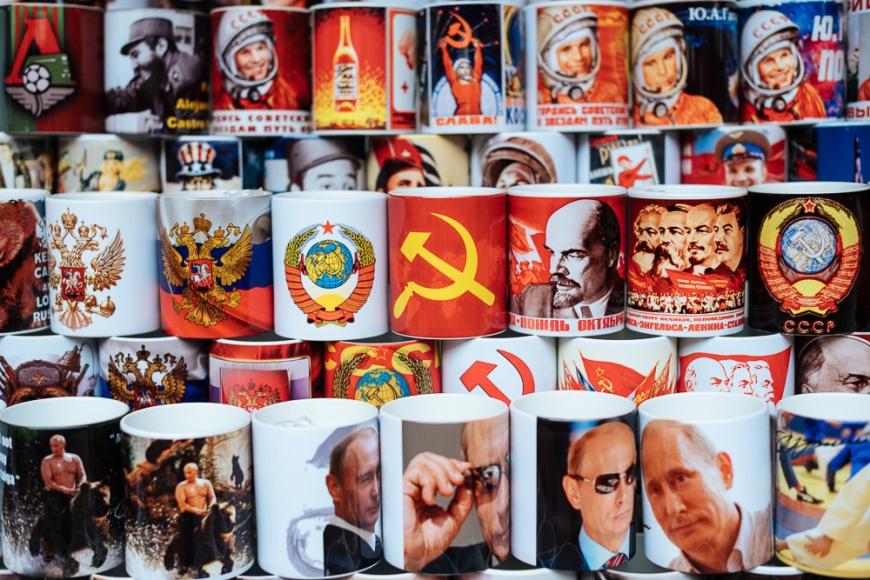 Izmaylovskiy Bazar, Moscow, Moscow Oblast, Russia