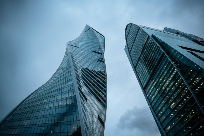 Evolution Tower, Moscow International Business Centre, Moscow, Moscow Oblast, Russia